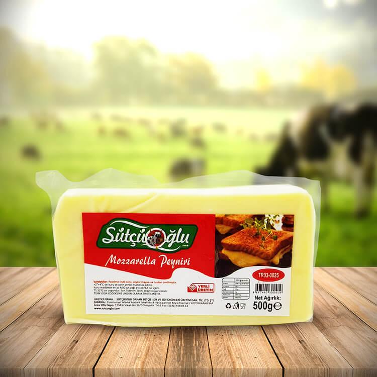 Mozzarella Cheese (500g)